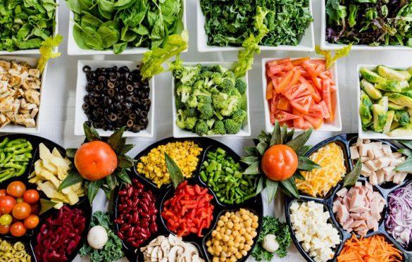 خوراکی های کم کالری