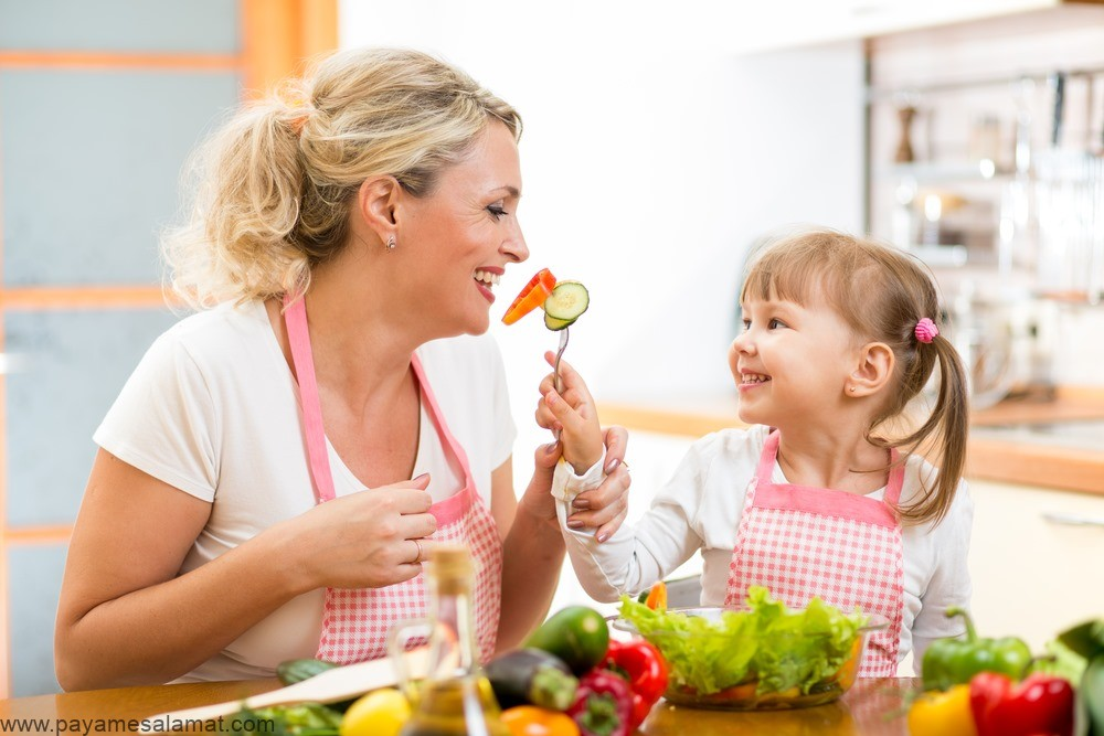 ویتامین های مورد نیاز کودکان و نوجوانان