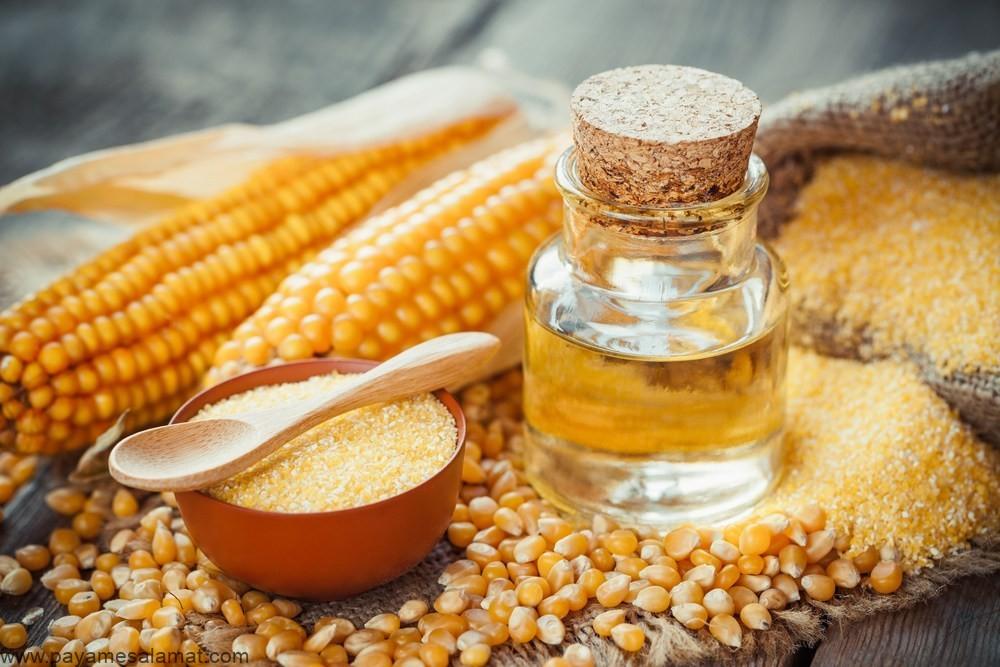 روغن ذرت ؛ ارش غذایی و خواص مصرف این نوع روغن برای بدن