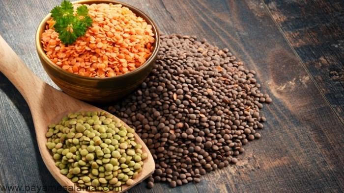 مواد غذایی غنی از سلنیوم