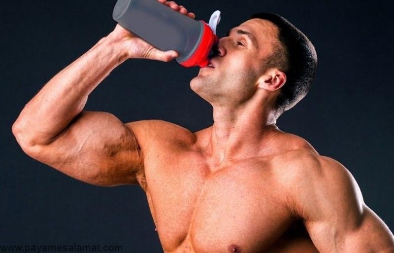 مکمل های عضله ساز