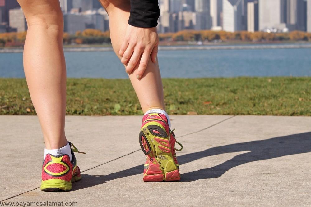 چه علل و بیماری هایی موجب درد پایین عضله ساق پا می شوند؟