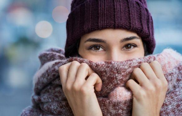 سرد شدن بینی نشانه چیست