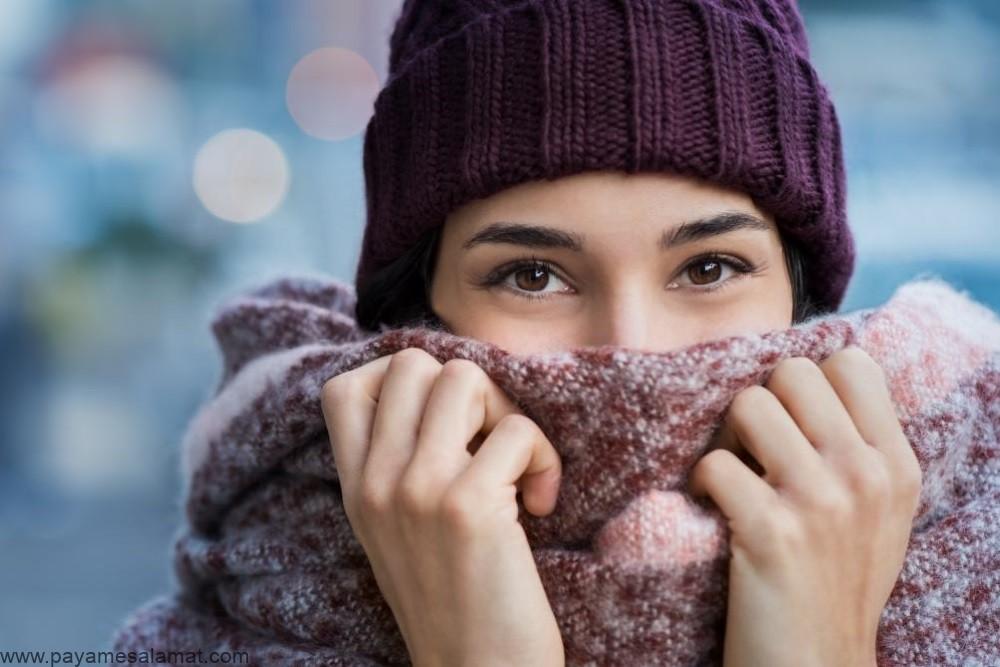 سرد شدن بینی نشانه چیست و چه روش هایی برای درمان آن وجود دارد؟