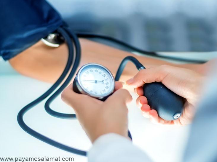 بالا بردن فشار خون