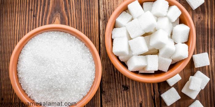 عوارض مصرف شکر برای بدن