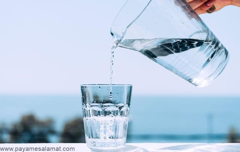 خواص و فواید آب برای بدن
