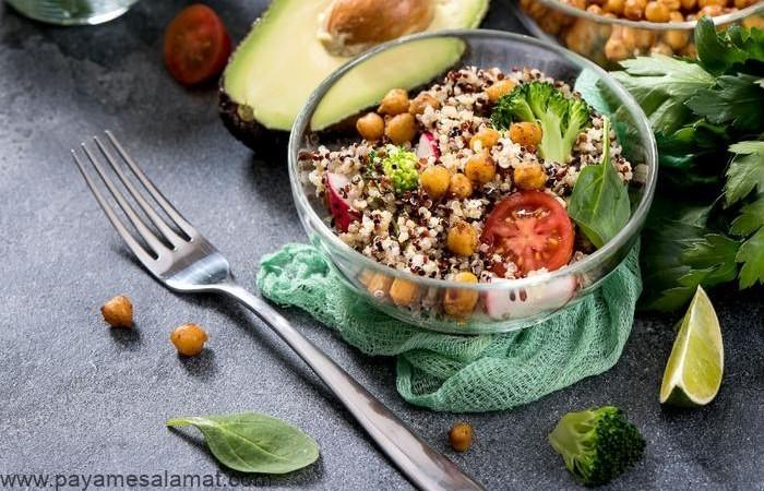 فواید رژیم غذایی کم کربوهیدرات