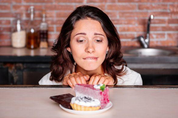 مبارزه با هوس شیرینی