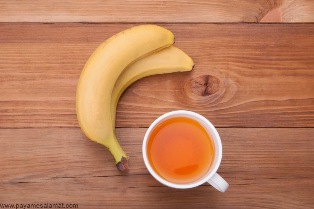 چای موز چیست و چه فواید برای بدن ما دارد؟