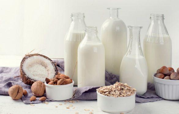 مقایسه انواع شیر