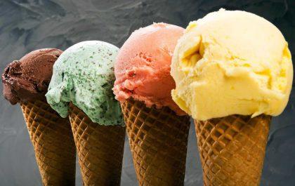 تفاوت ژلاتو و بستنی
