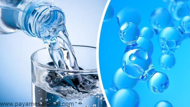 آب هیدروژنه چیست و آیا مصرف آن برای بدن خاصیت دارد؟