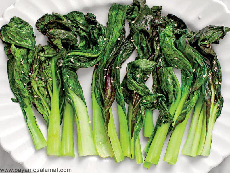 سبزی خردل