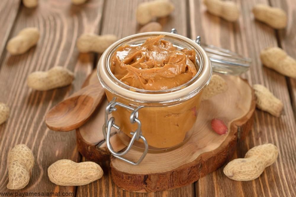 کره بادام زمینی ؛ از خواص تا مضرات مصرف این ماده برای بدن