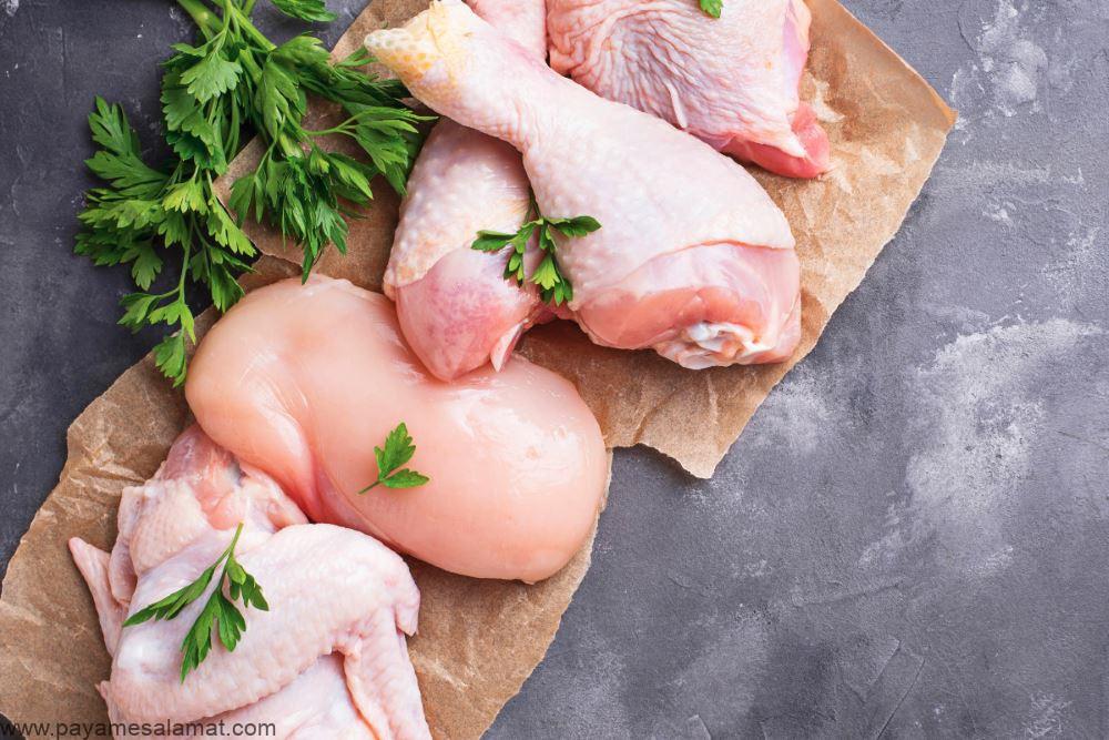 انواع مواد غذایی و کاربرد و محبوبیت آنها در فرهنگ های غذایی مختلف