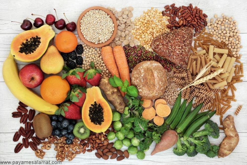 فیبر خوراکی چیست؟