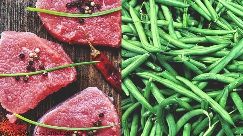 تفاوت پروتئین حیوانی و پروتئین گیاهی