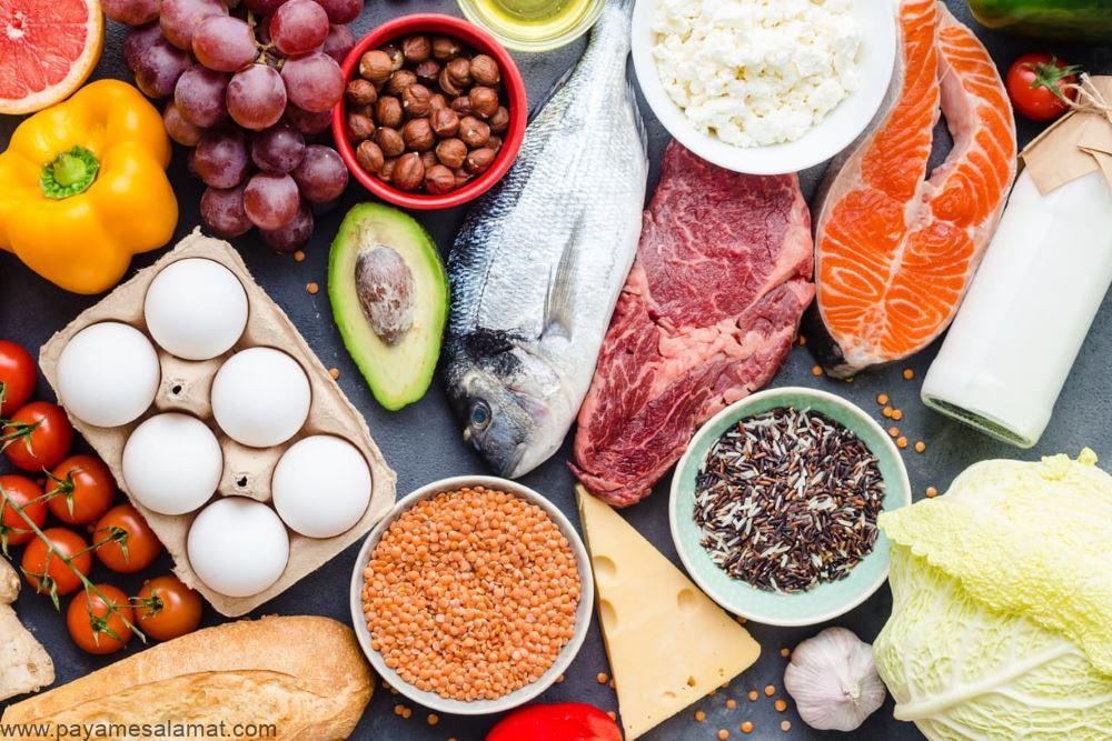 معرفی رژیم غذایی ۳۰۰۰ کالری برای افرادی که به دنبال افزایش وزن هستند