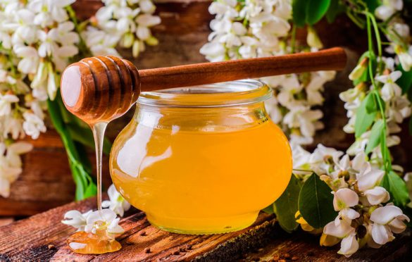 خواص علمی عسل اقاقیا