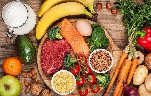 رژیم غذایی متعادل