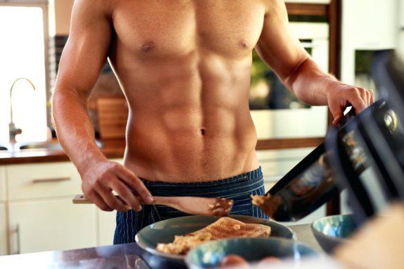 برنامه غذایی مخصوص بدنسازها