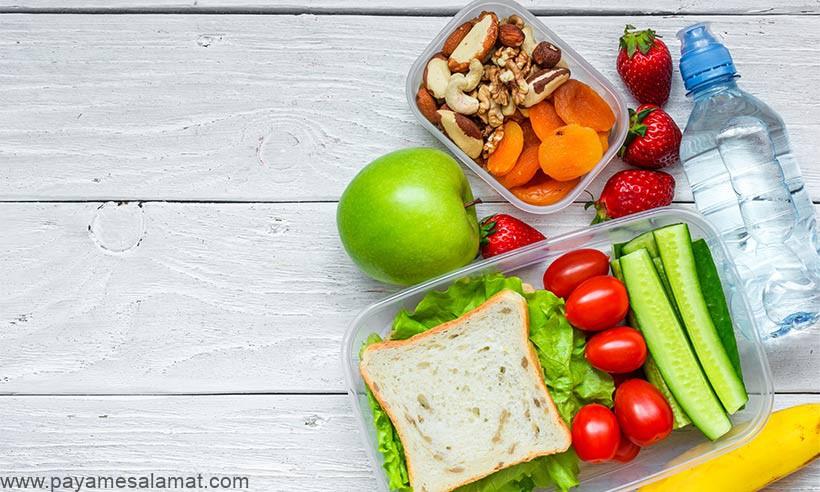 رژیم غذایی مفید برای جلوگیری از دیسک کمر