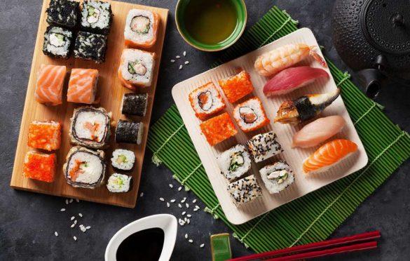رژیم غذایی ژاپنی