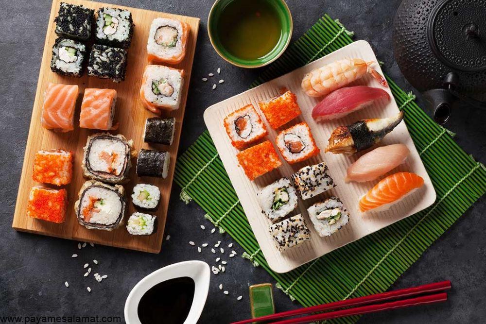 رژیم غذایی ژاپنی چیست و چه خواصی برای بدن دارد؟