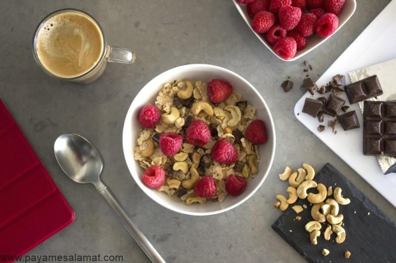 دستور تهیه ۷ نوع میان وعده و صبحانه با جو دوسر