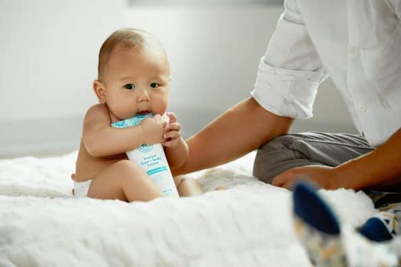 یبوست در نوزادان شیرخوار