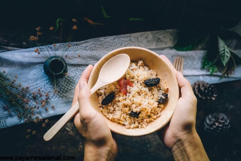 خواص روغن سبوس برنج
