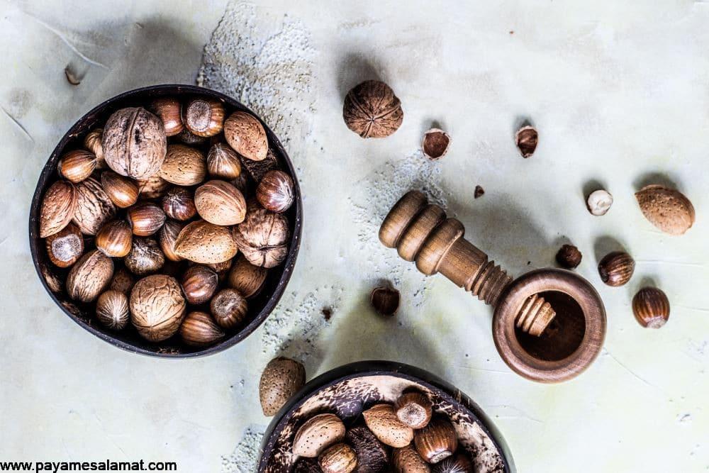 آیا مصرف روغن گردو برای بدن خاصیت دارد؟