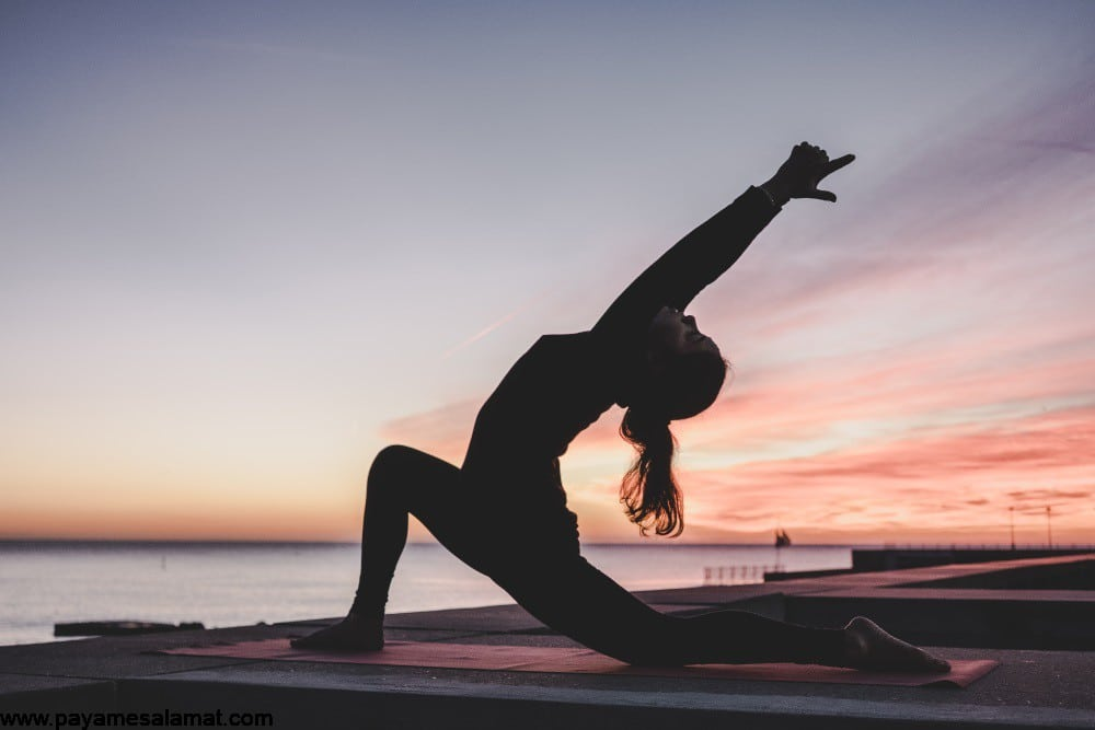 فواید یوگا برای بدن بر اساس تحقیقات علمی و معتبر