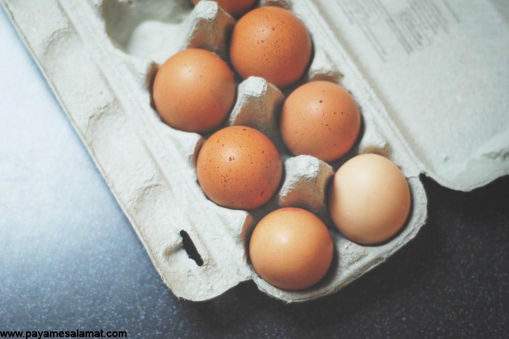 آیا تفاوتی بین تخم مرغ قهوه ای و تخم مرغ سفید وجود دارد؟