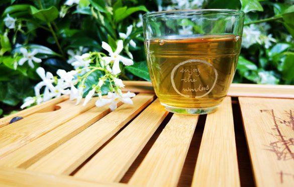 خواص چای سبز برای مو