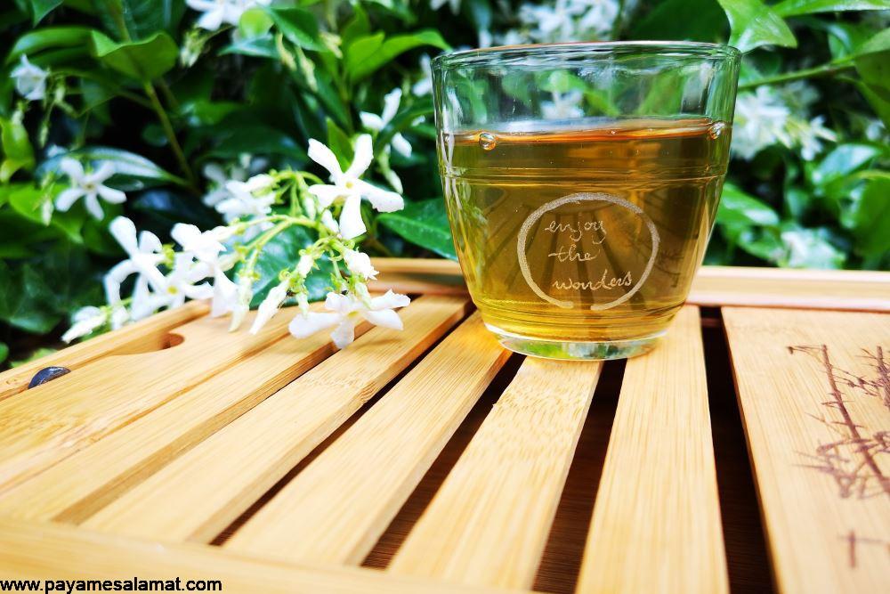 خواص چای سبز برای مو و چند نکته مهم که باید در مورد این ماده بدانید