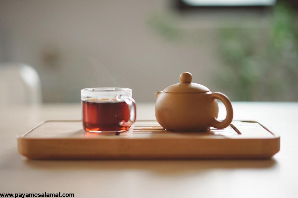 مصرف زیاد چای چه عوارضی دارد؟