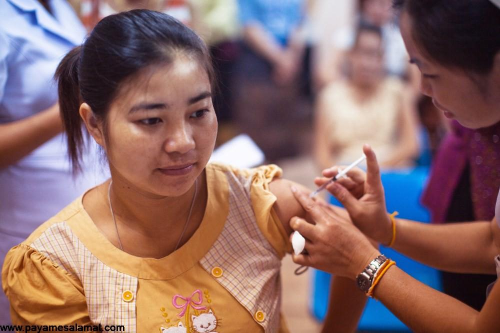 عوارض جانبی واکسن کزاز و سایر نکاتی که باید در مورد این تزریق بدانید