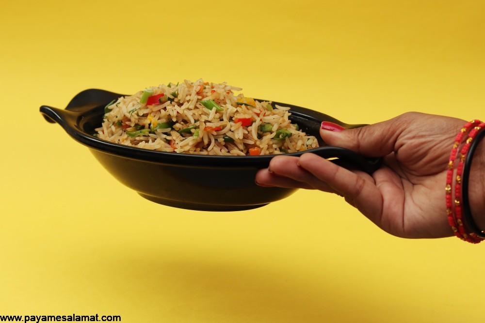 آیا خوردن برنج سرد هم می تواند برای بدن خاصیت داشته باشد؟
