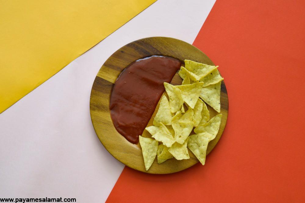 مواد غذایی حاوی مونو سدیم گلوتامات (MSG) و مضرات این ماده برای بدن