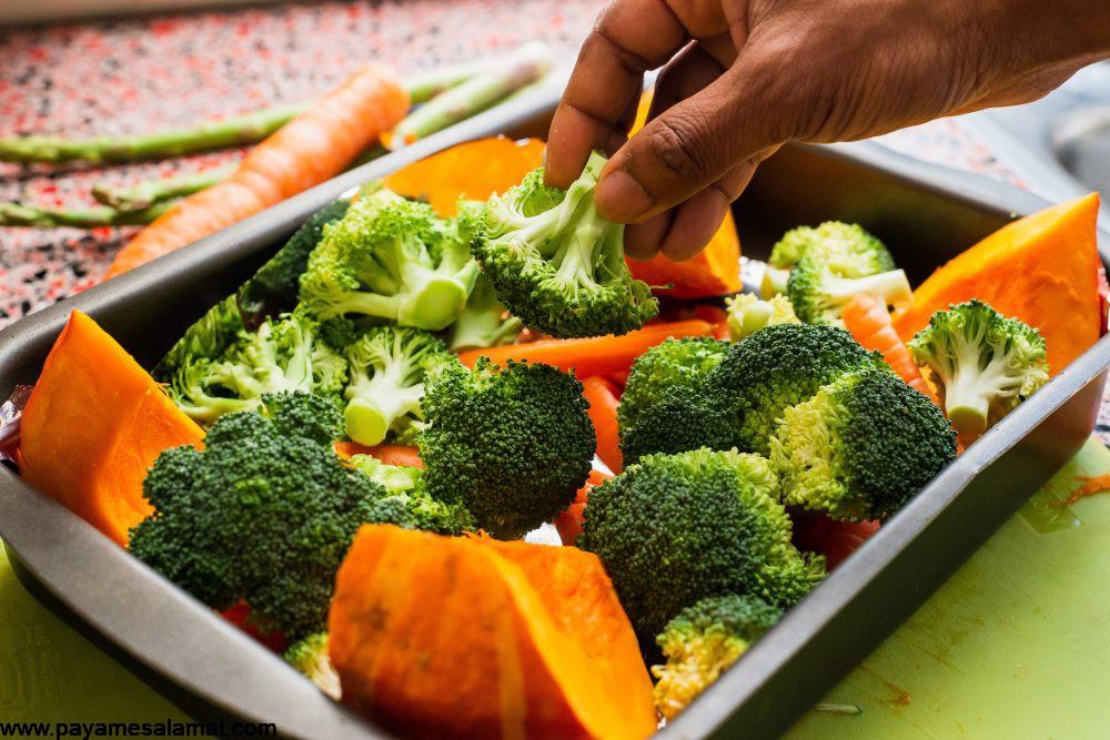 مقایسه ارزش غذایی کلم بروکلی و گل کلم ؛ کدامیک ماده غذایی سالم تری است؟