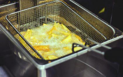 سالم ترین روغن برای سرخ کردن عمیق مواد غذایی