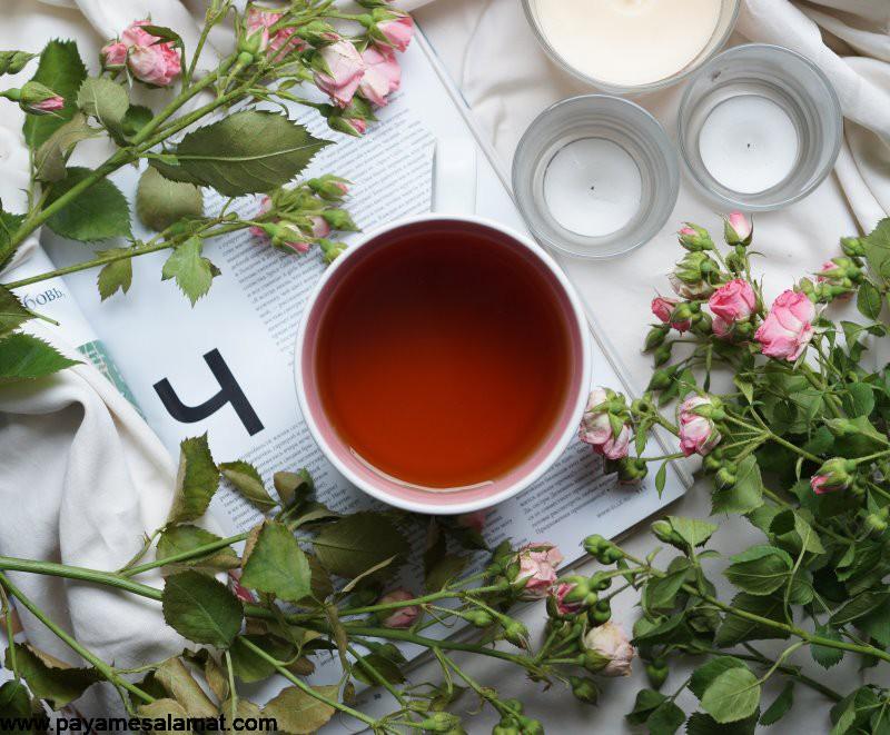 خواص عصاره و چای کالاندولا