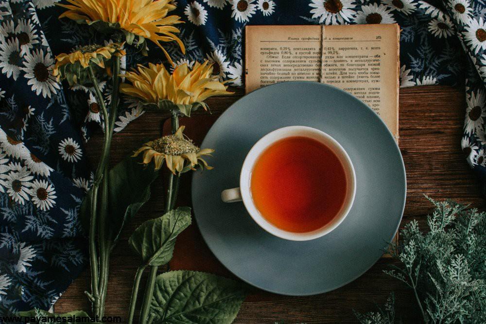 خواص عصاره و چای کالاندولا برای بدن