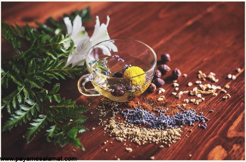 دستور تهیه چند نوع چای ضد سرفه