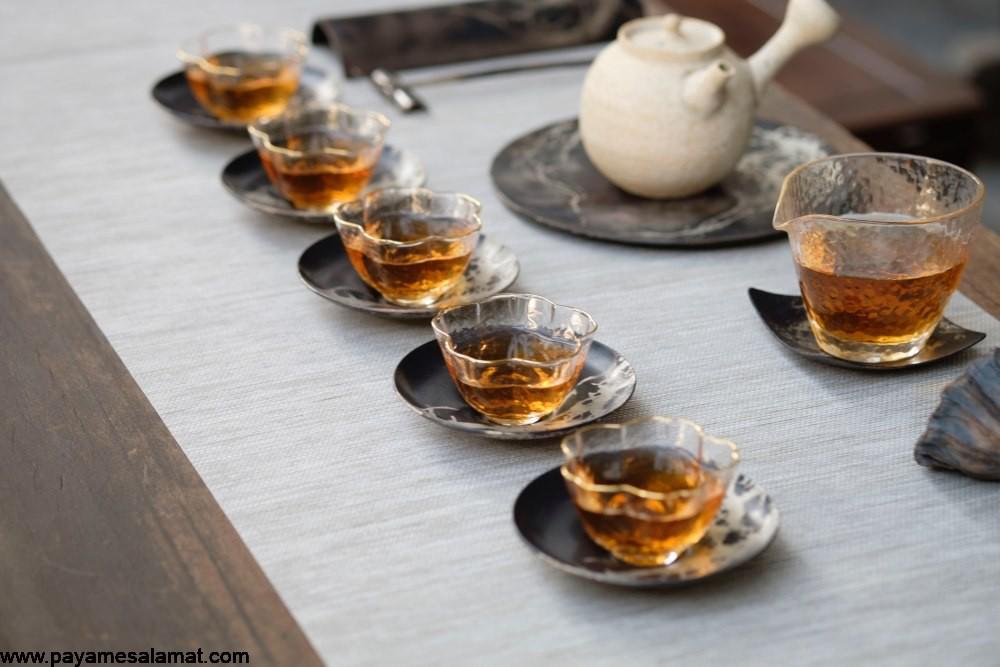 دستور تهیه چند نوع چای ضد سرفه که برای کاهش این عارضه مفیدند