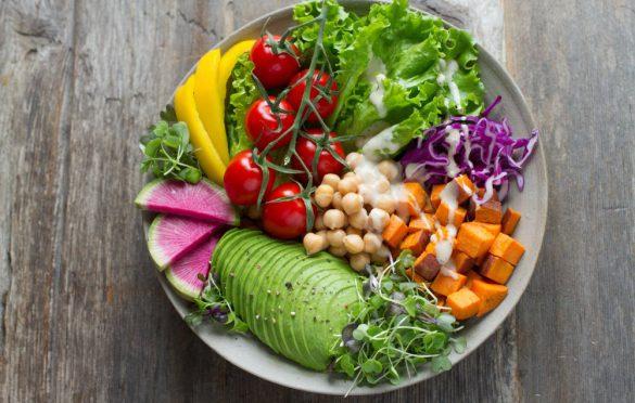 رژیم غذایی وگان در دوران بارداری
