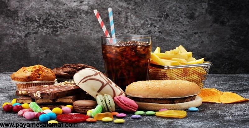 خوراکی هایی که که ممکن است باعث آکنه شوند
