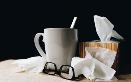 عفونت دستگاه تنفسی فوقانی (URTI)